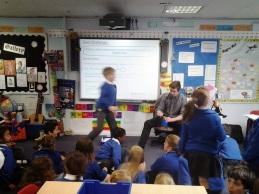 Wroxham classroom